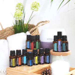 Un an de conseils en aromathérapie